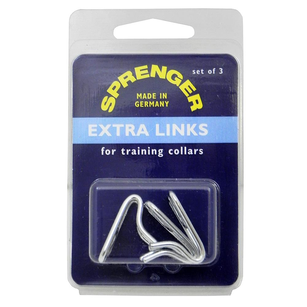 Prong Training Collar Links XLarge 3 Pack