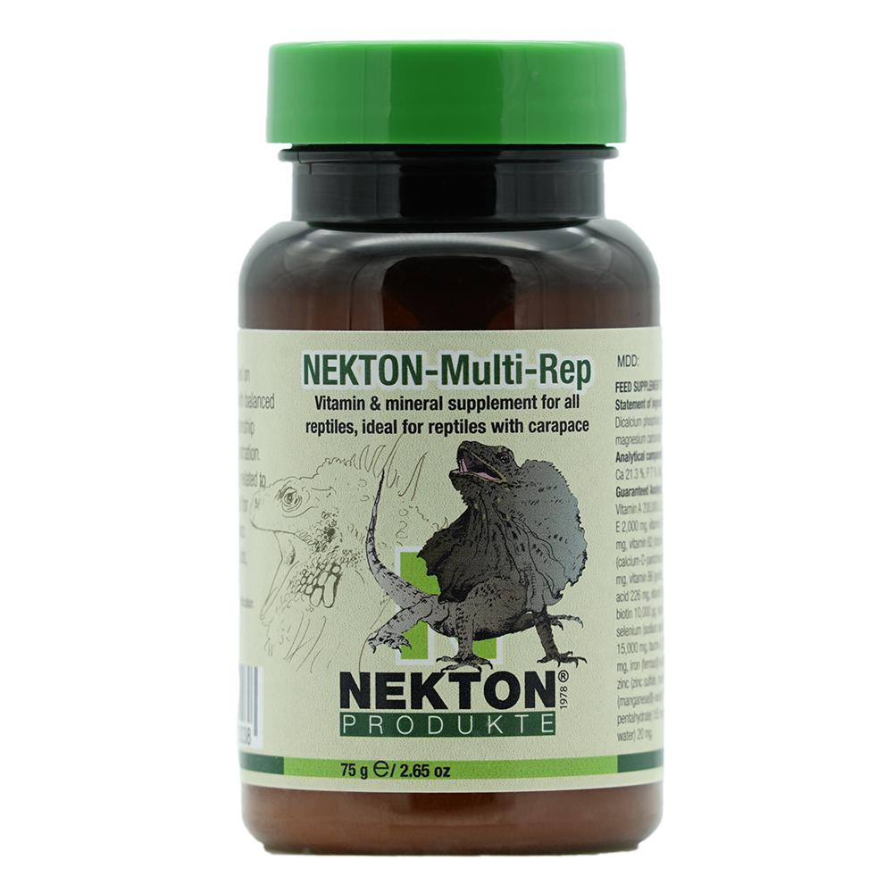 Nekton Multi-Rep 75gm Vitamins and Minerals for all Reptiles