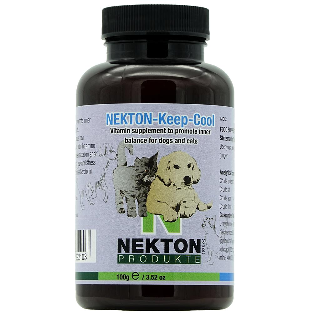 Nekton Keep-Cool Calmative for Dogs and Cats 100gm