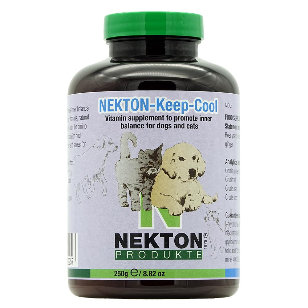 Nekton Keep-Cool Calmative for Dogs and Cats 250gm