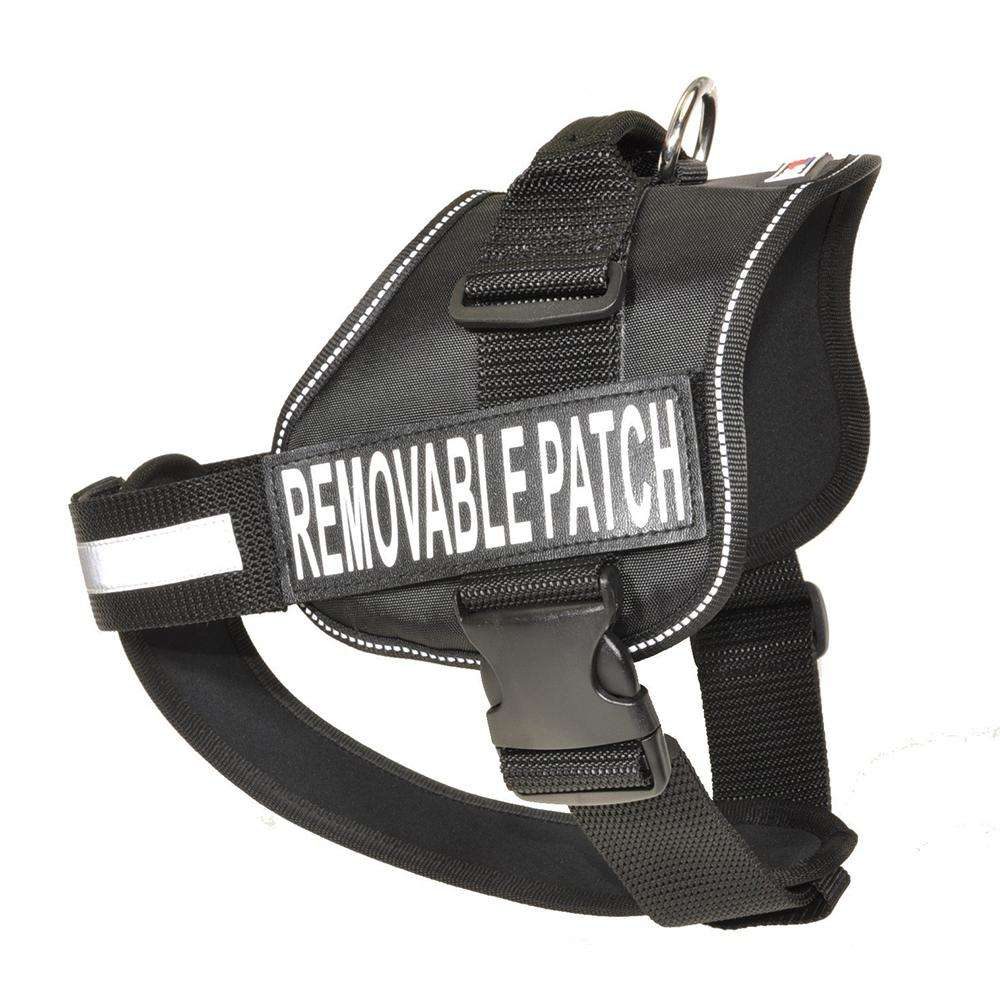 Unimax Multi Purpose Harness Black Medium