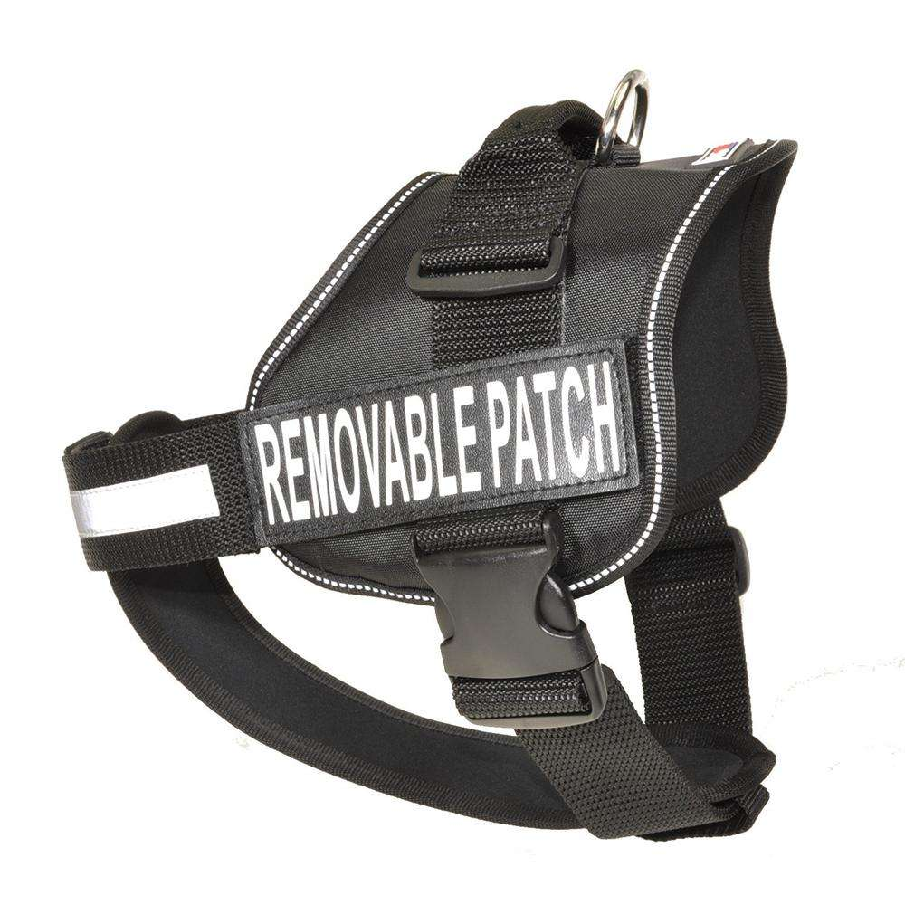 Unimax Multi Purpose Harness Black XLarge