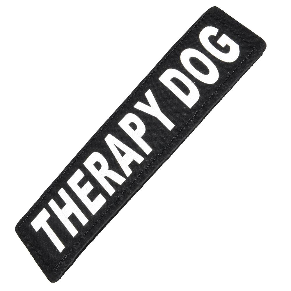 Removable Velcro Patch Therapy Dog Large / XLarge