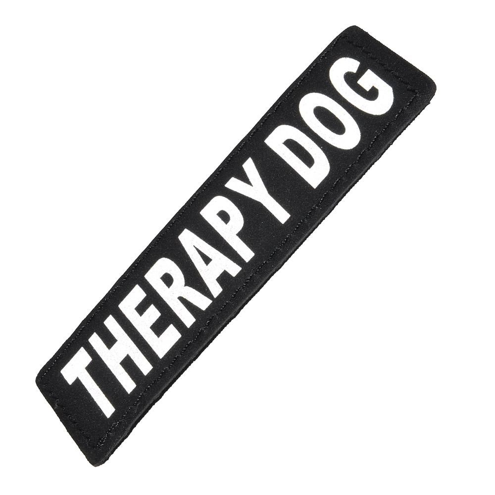 Removable Velcro Patch Therapy Dog Small / Medium