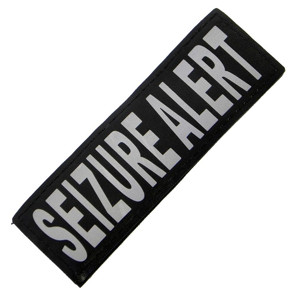 Removable Velcro Patch Seizure Alert Large / XLarge