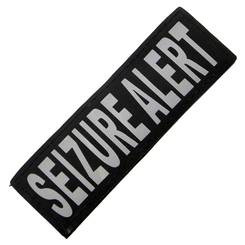 Removable Velcro Patch Seizure Alert Small / Medium