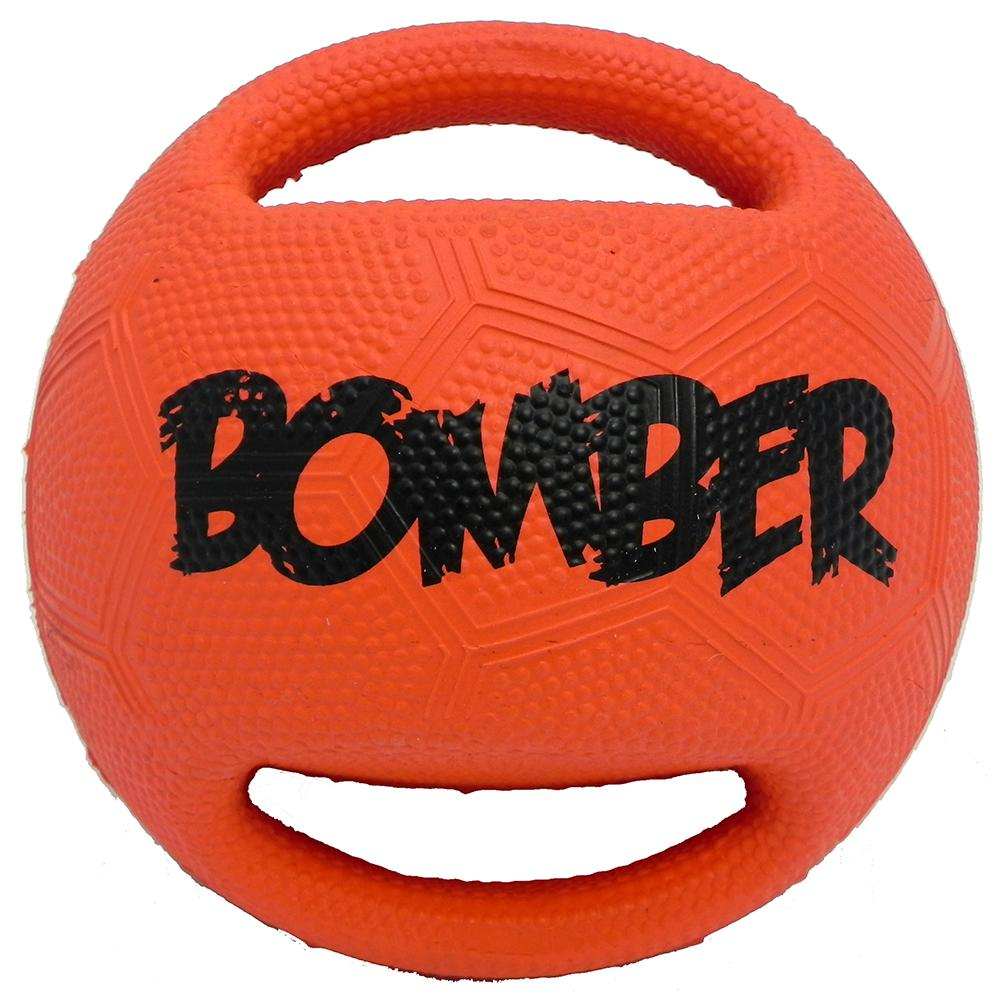 Bomber Ball Floating Bouncing Dog Toy 4.5-inch