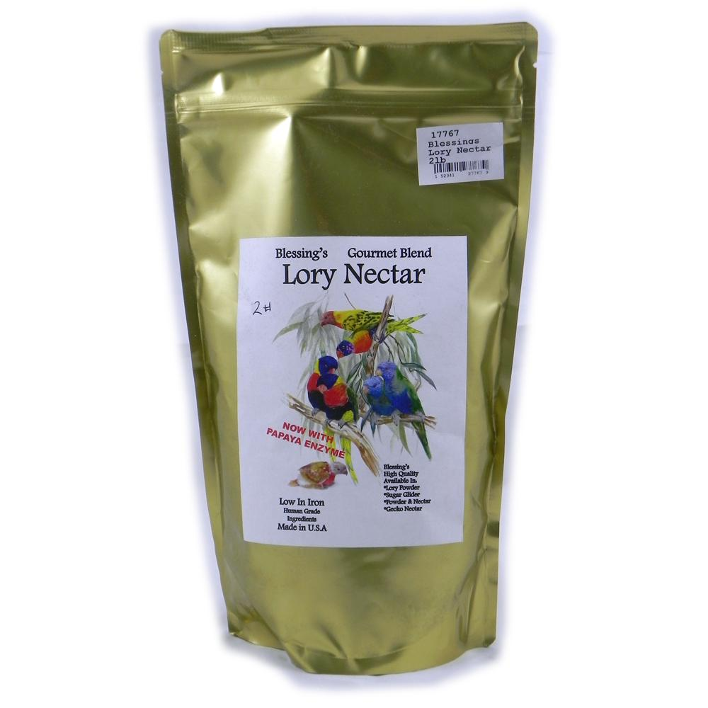 Blessing's Gourmet Lory Nectar 2lb