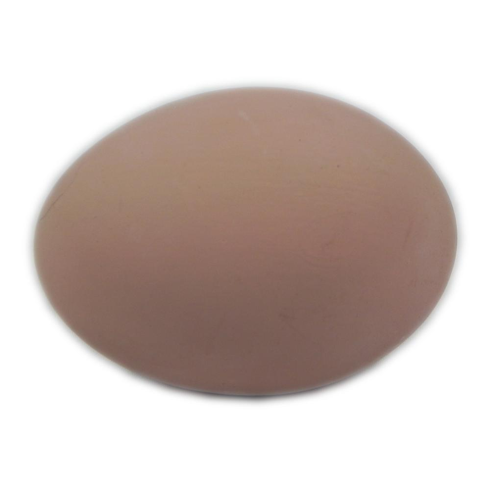 Ceramic Chicken Egg Brown for Laying Hens