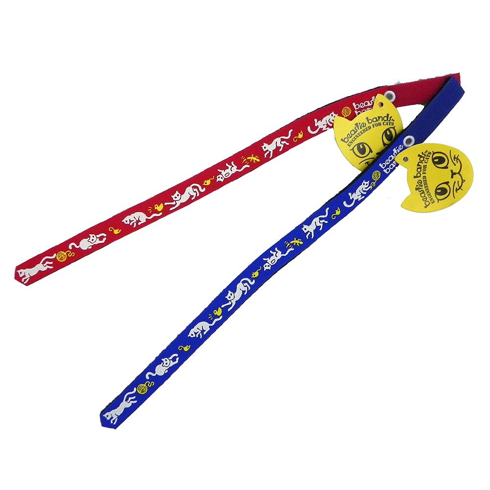 Beastie Band Cat Collar Cats & Toys