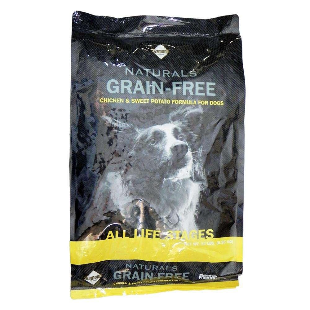 Diamond Naturals Grain Free Chicken 14lb