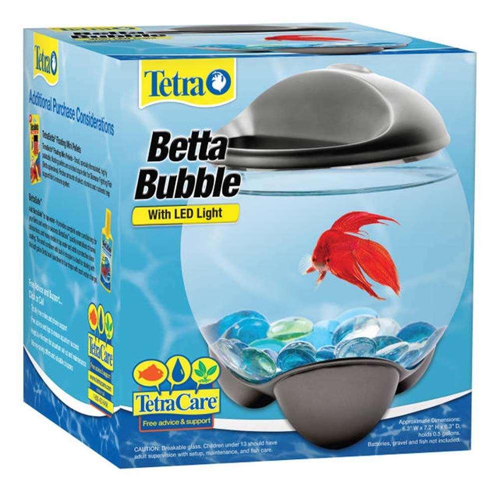Tetra Betta Bubble LED Bowl .5 gallon
