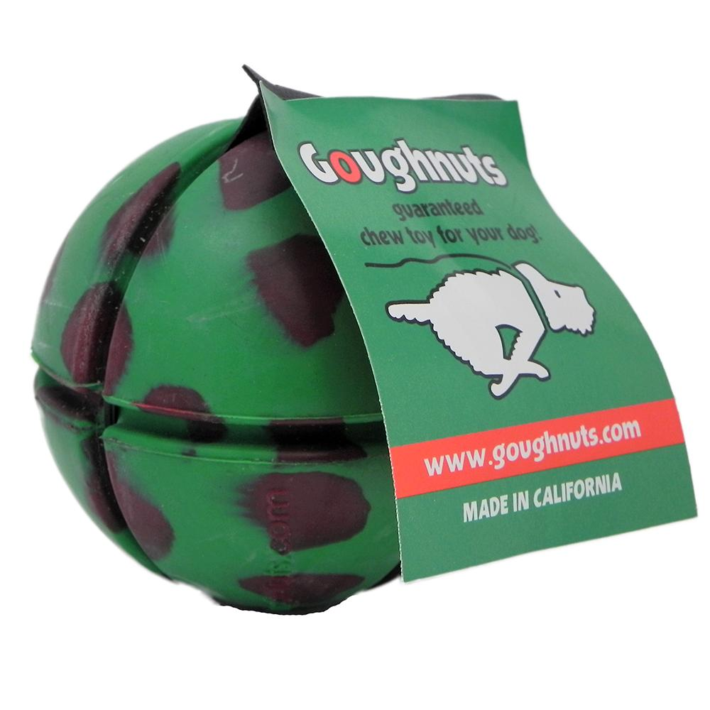 GoughNut Ball Fetch Toy Green