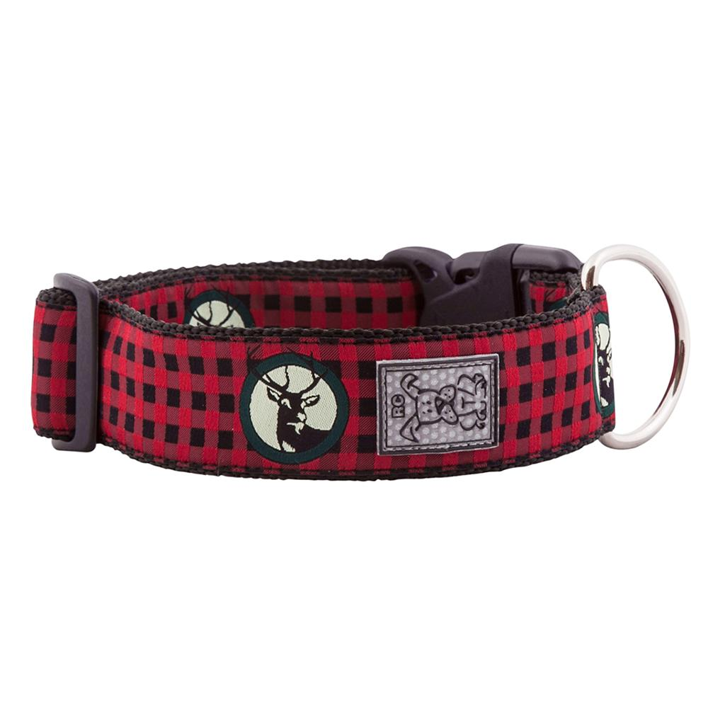 Urban Woodsman Wide Collar Large 15-25-inch