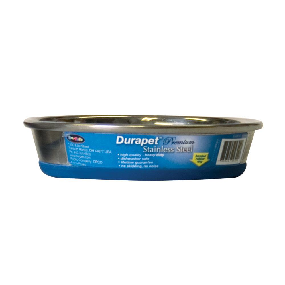 Durapet Premium Stainless Steel Cat Bowl 12oz