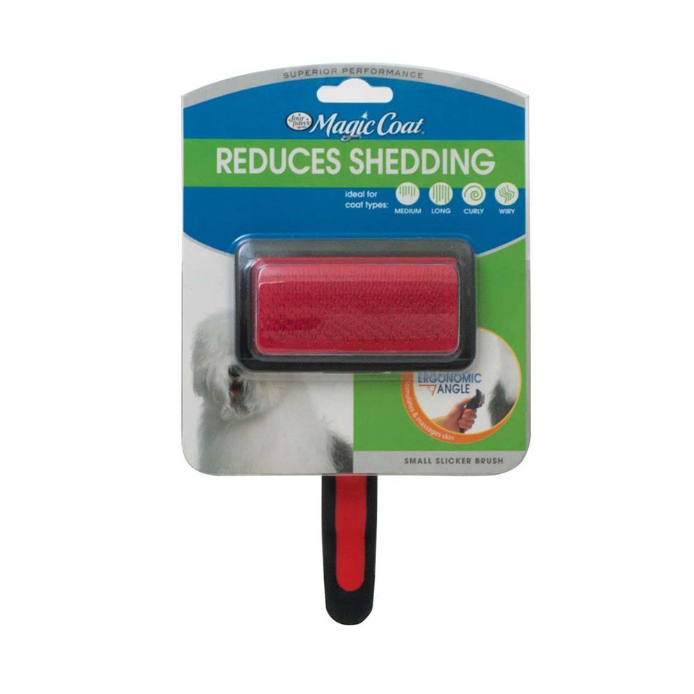 Magic Coat Small Slicker Brush for Dogs