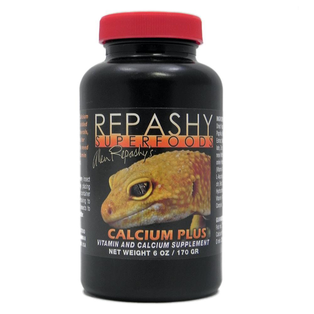 Repashy Calcium Plus Reptile Supplement 6oz Jar