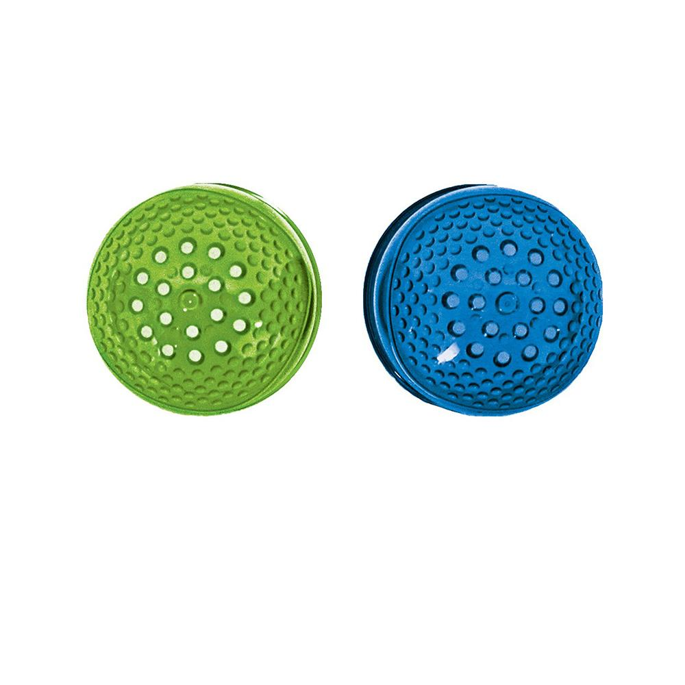 CritterTrail Fun-nel Bubble Plugs 2 Pack Habitat Accessory
