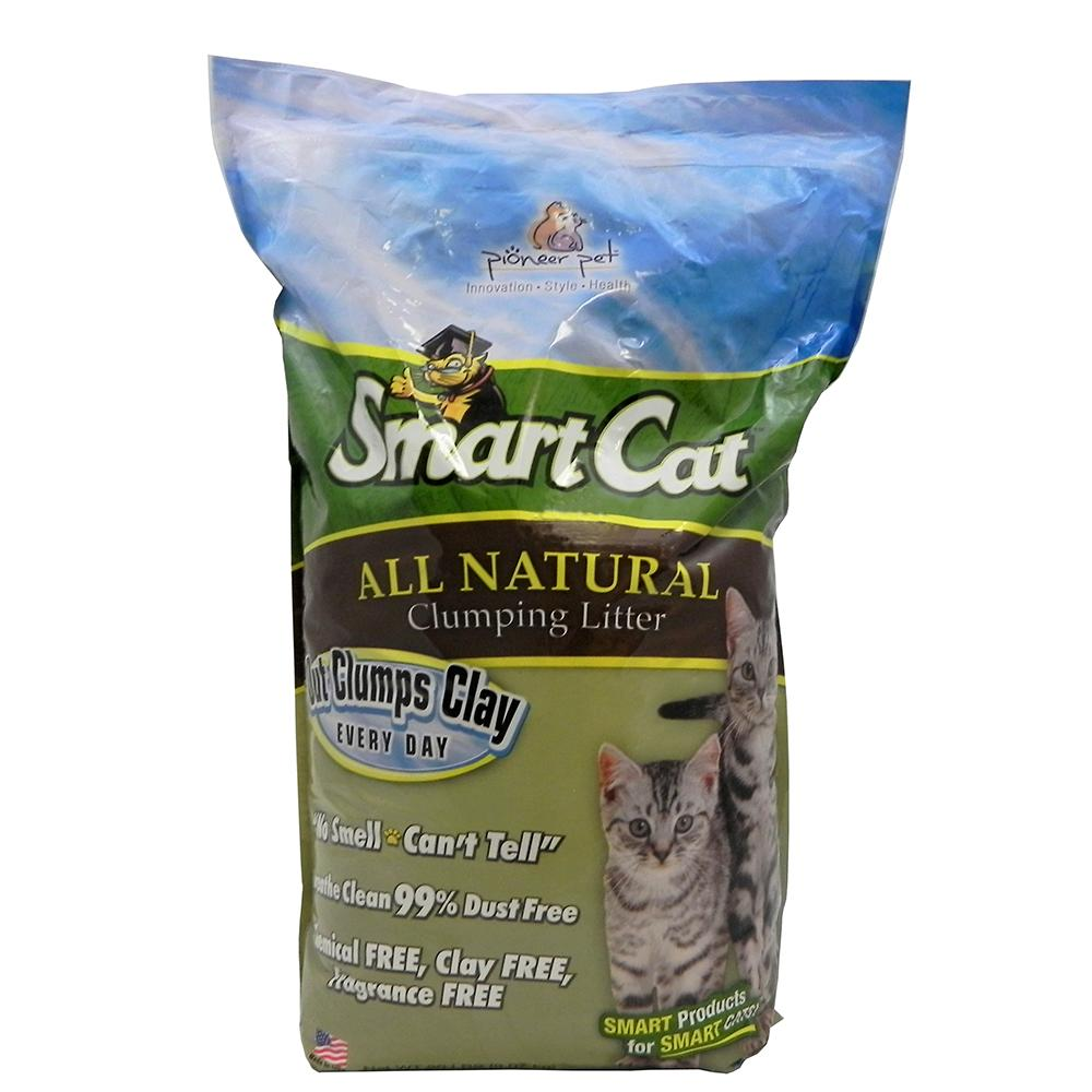 SmartCat Natural Litter 20lbs