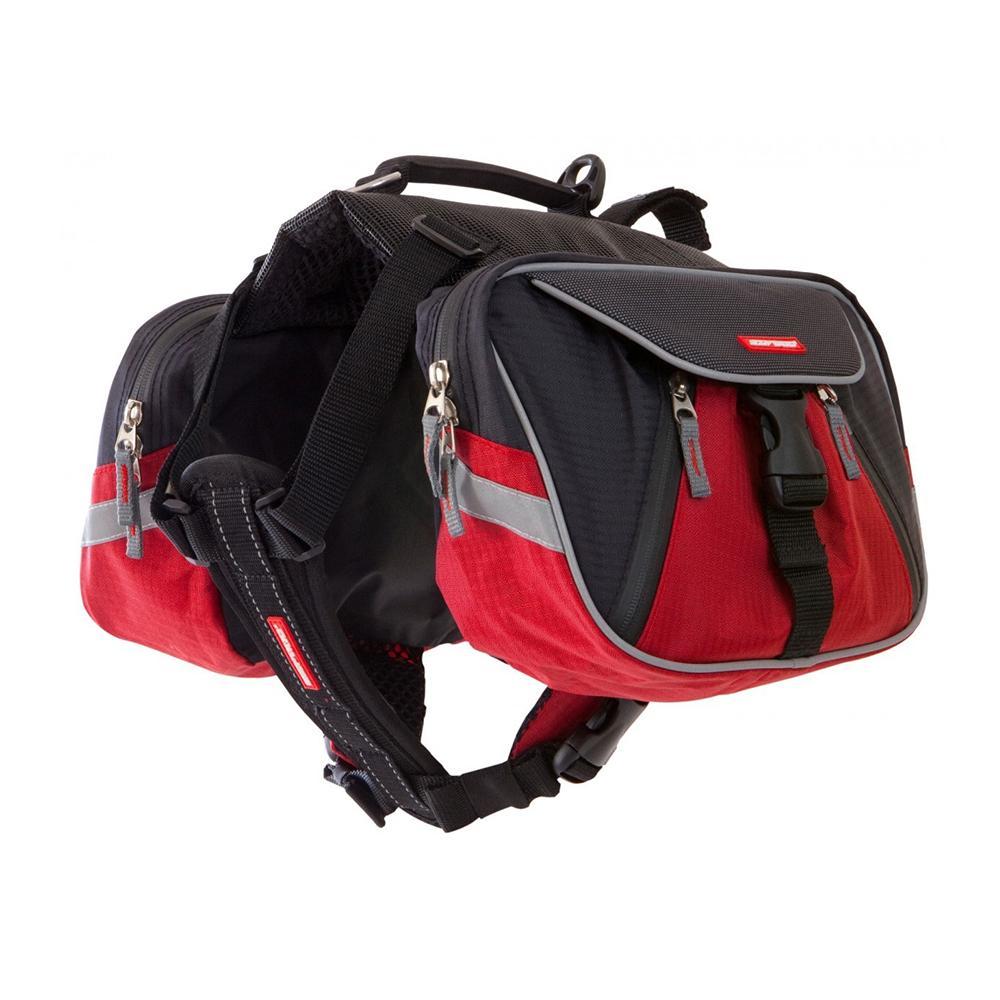 EzyDog Summit Backpack Red/Black Medium