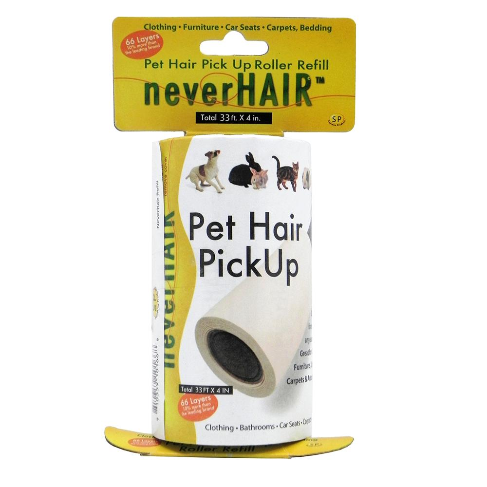 Pet Hair Pick-Up Lint Roller Refill