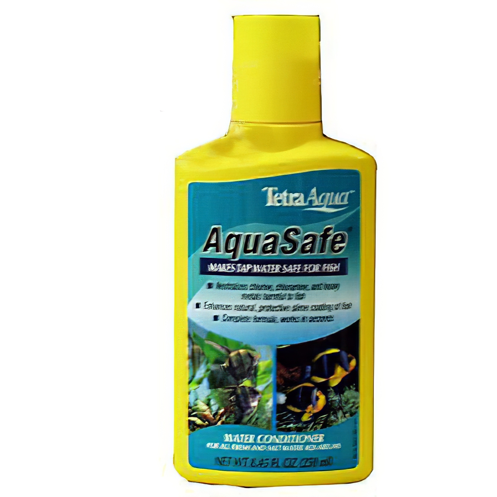 Aqua Safe PLUS 8.45 ounce Aquarium Chlorine Remover 2 pack