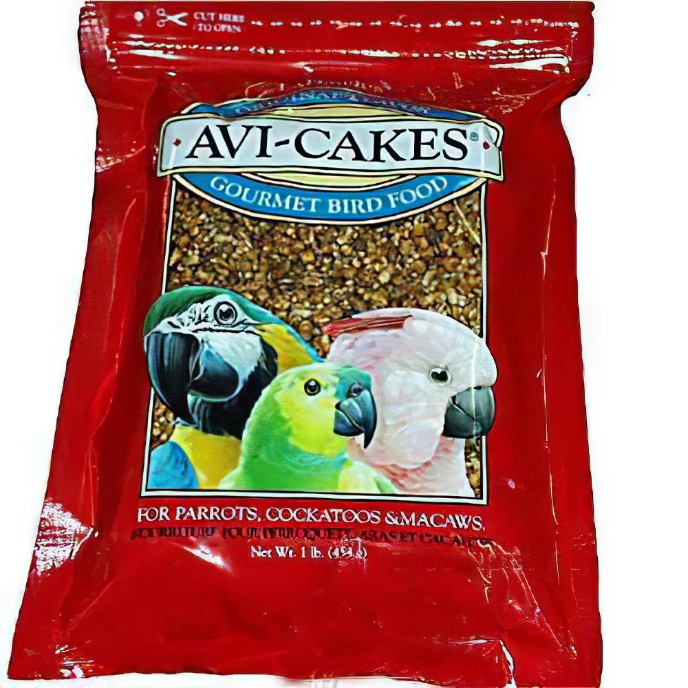 Lafeber Avi-Cakes Large Bird Food 3 pack