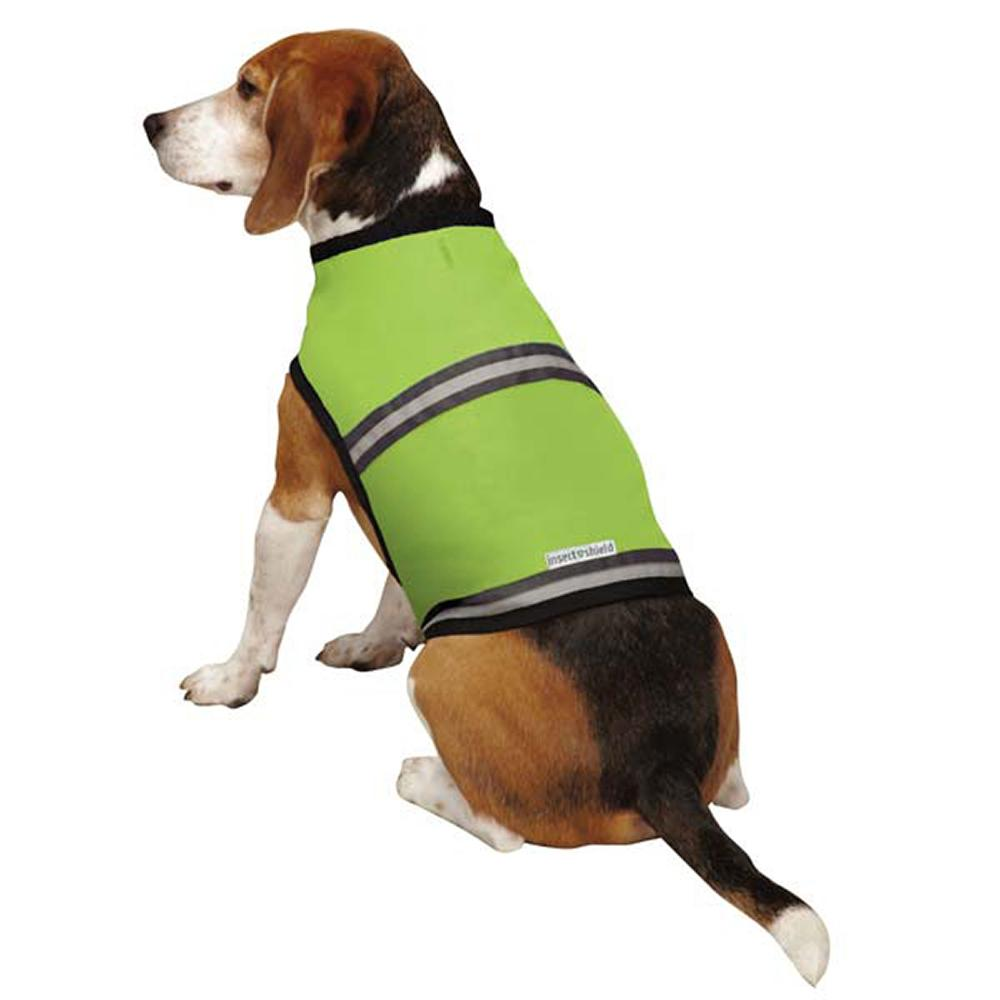IS Protective Vest Green MED
