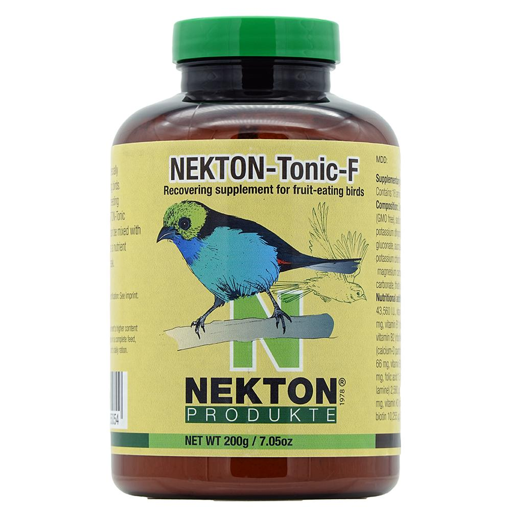 Nekton-Tonic-F for fruit-eating birds 200gm (7oz)