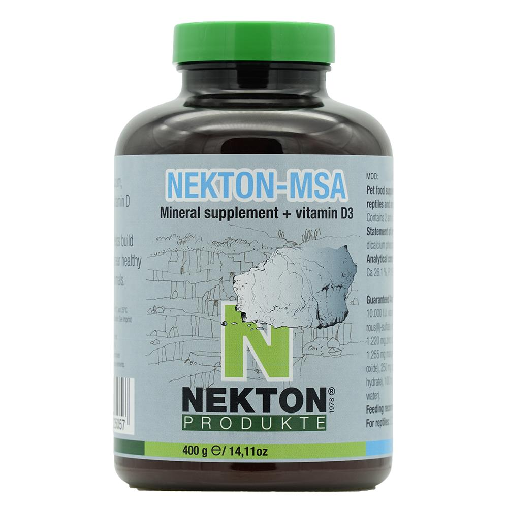 Nekton-MSA High-Grade Mineral Supplement for Pets 500g