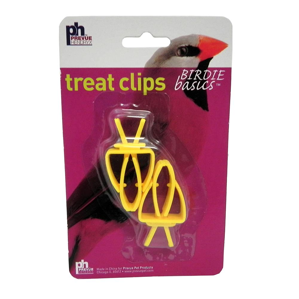 Treat Clips 2 Pack for Birds