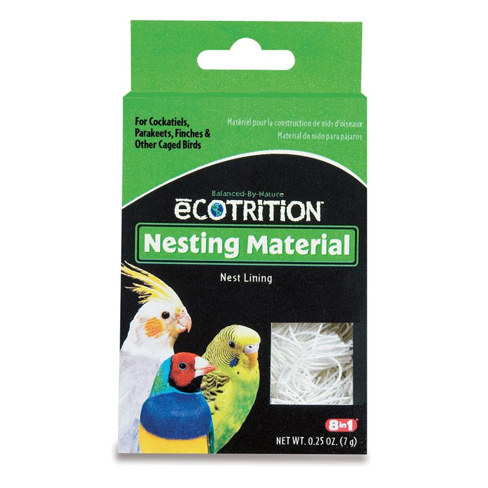8-1 Cotton String Bird Nesting Material 6 Pack