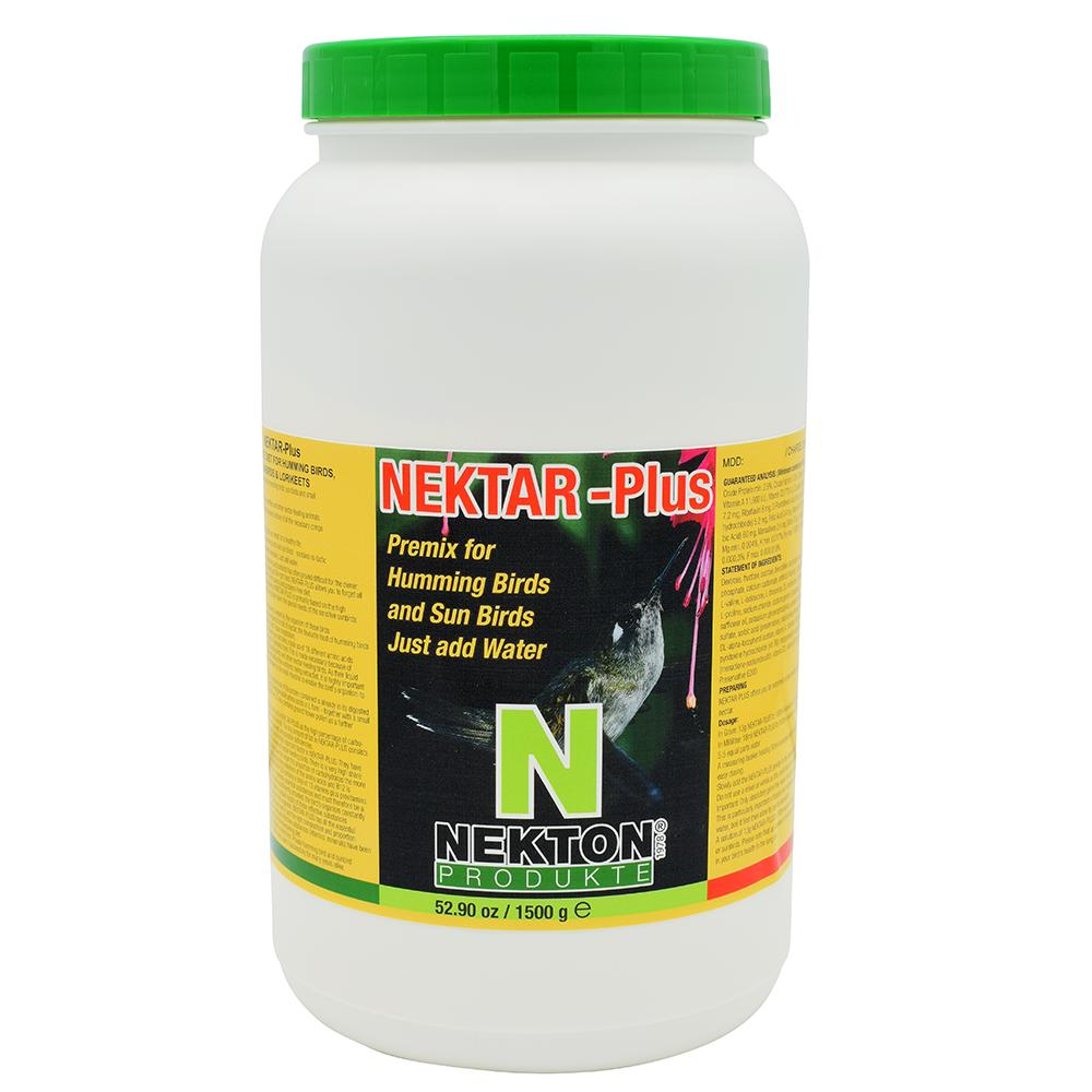 Nektar-Plus Nectar Concentrate for Lories and Hummers 1200g