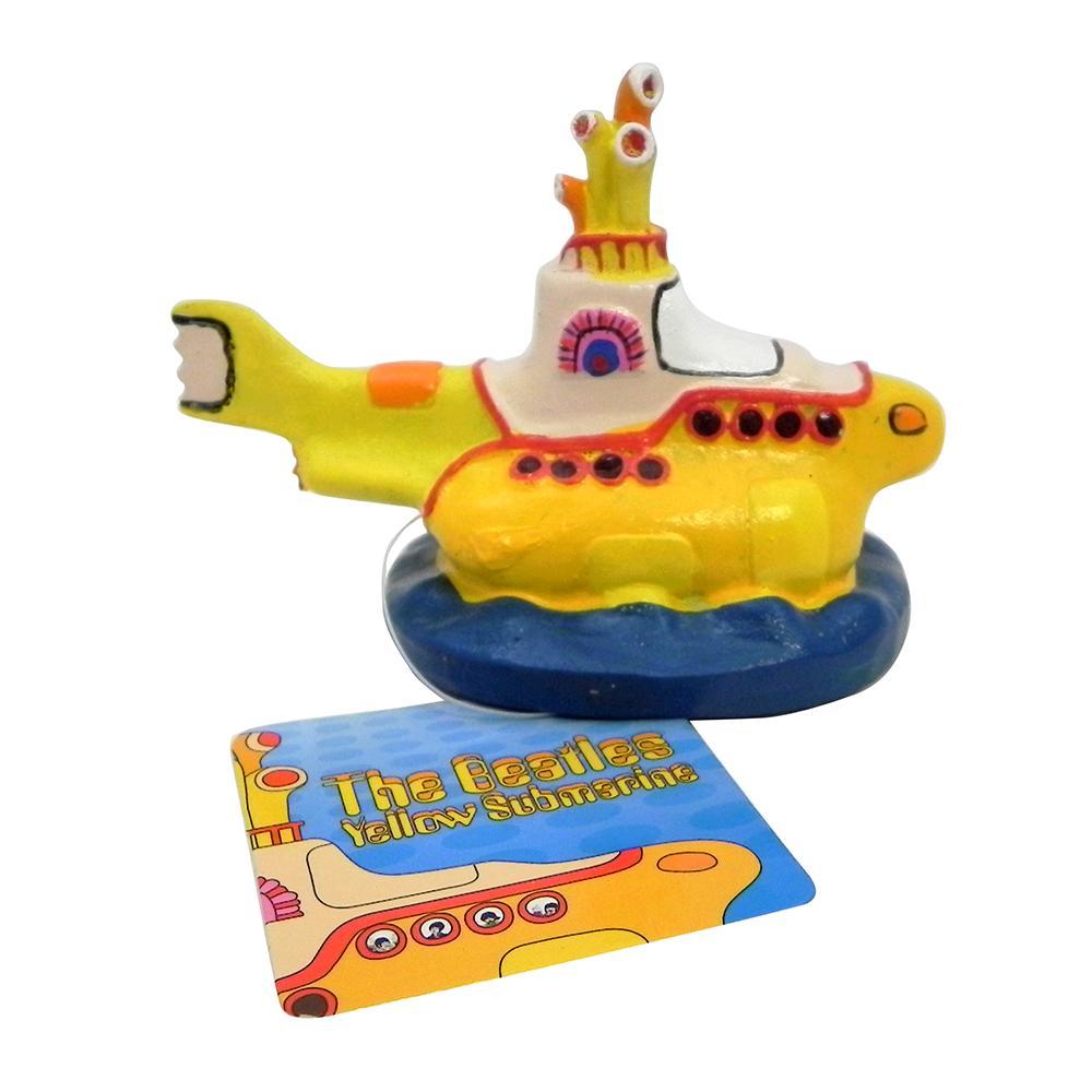 Yellow Submarine Official Beatles Aquarium Ornament