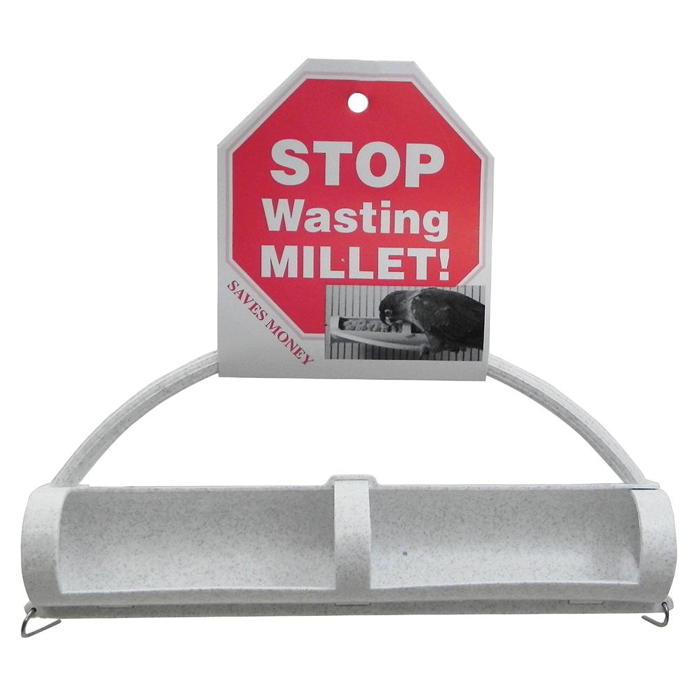 Feathersmart Millet Holder Horizontal