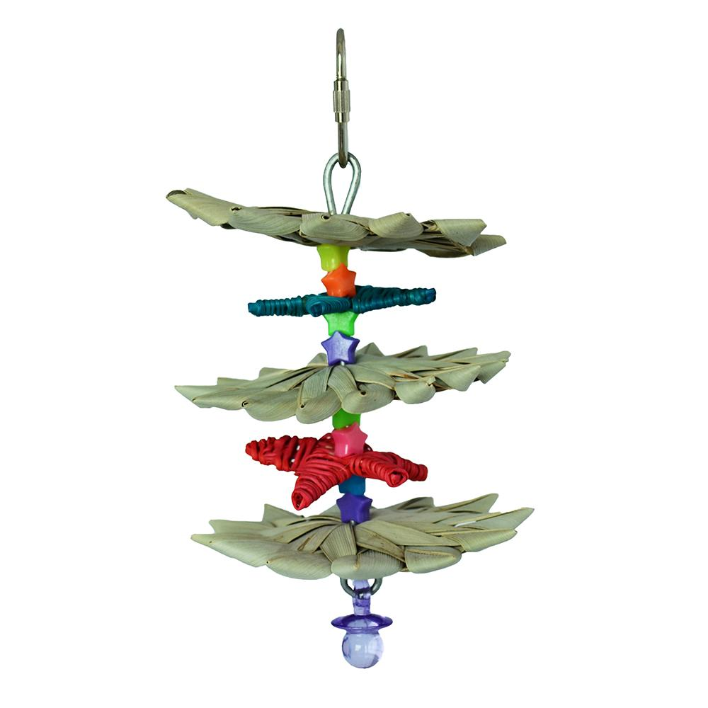 Super Bird Star Struck Bird Toy for Smaller Birds