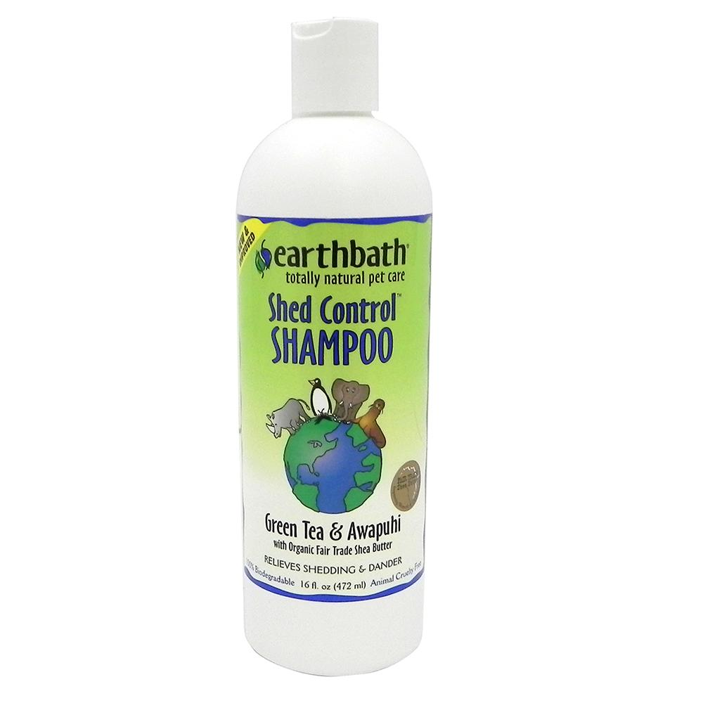 Earthbath Pet Anti-Shedding Shampoo for Pets 16oz