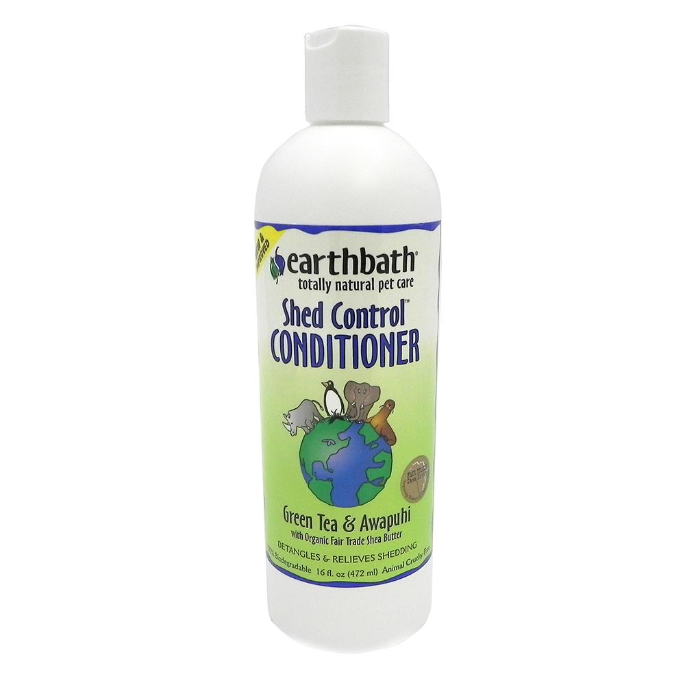 Earthbath Pet Anti-Shedding Conditioner for Pets 16oz