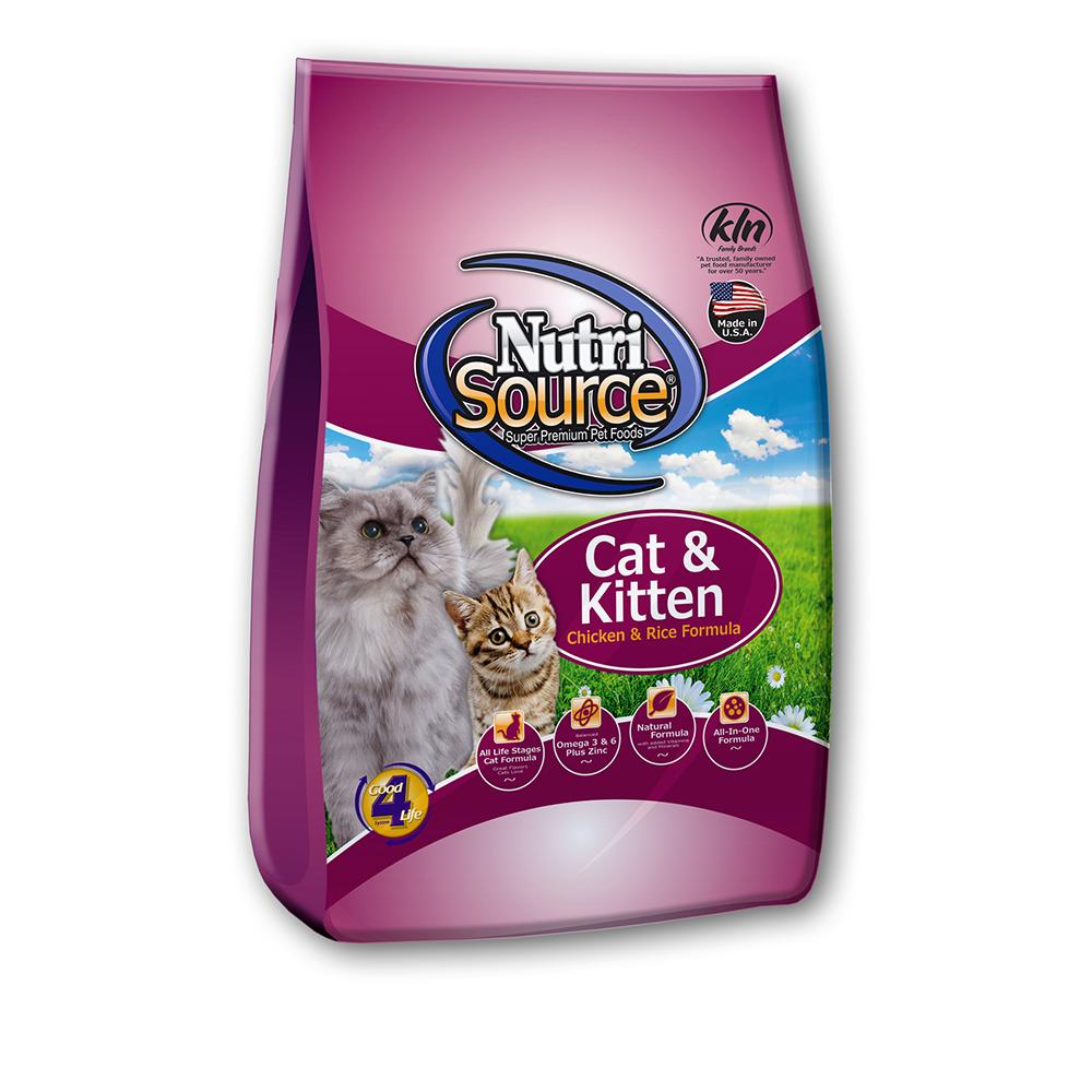 NutriSource Chicken Rice Kitten 1.5lb