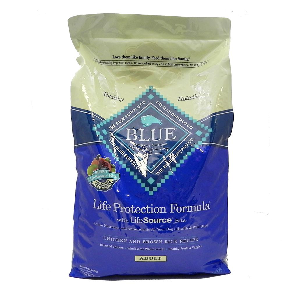 Blue Life Protection Chicken and Rice Dog Food 6lb