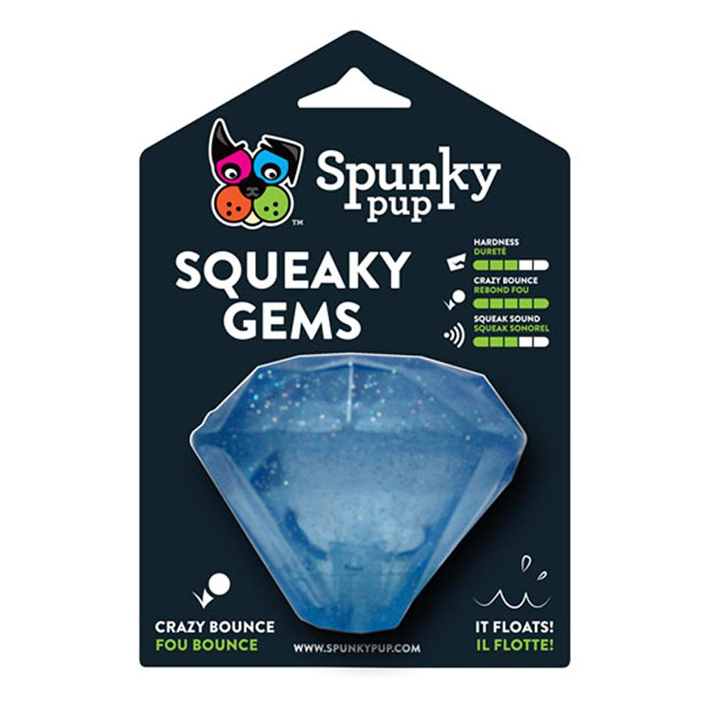 Diamond Squeaker Dog Toy