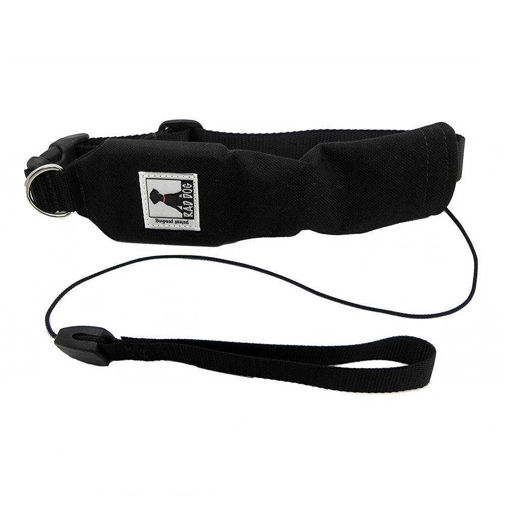 Release N Run Black Medium Collar Retractable Lead