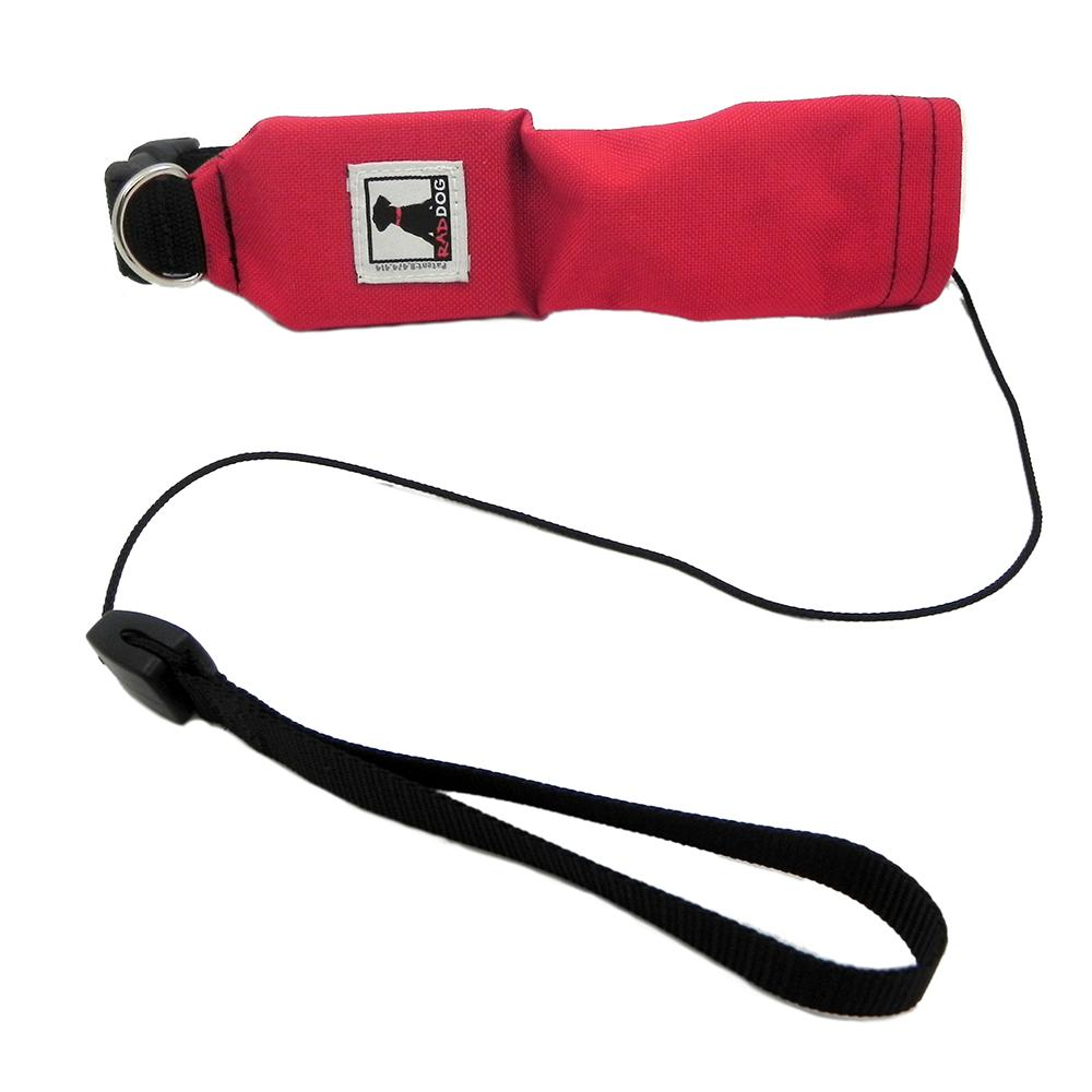 Release N Run Red Large Collar Retractable Lead