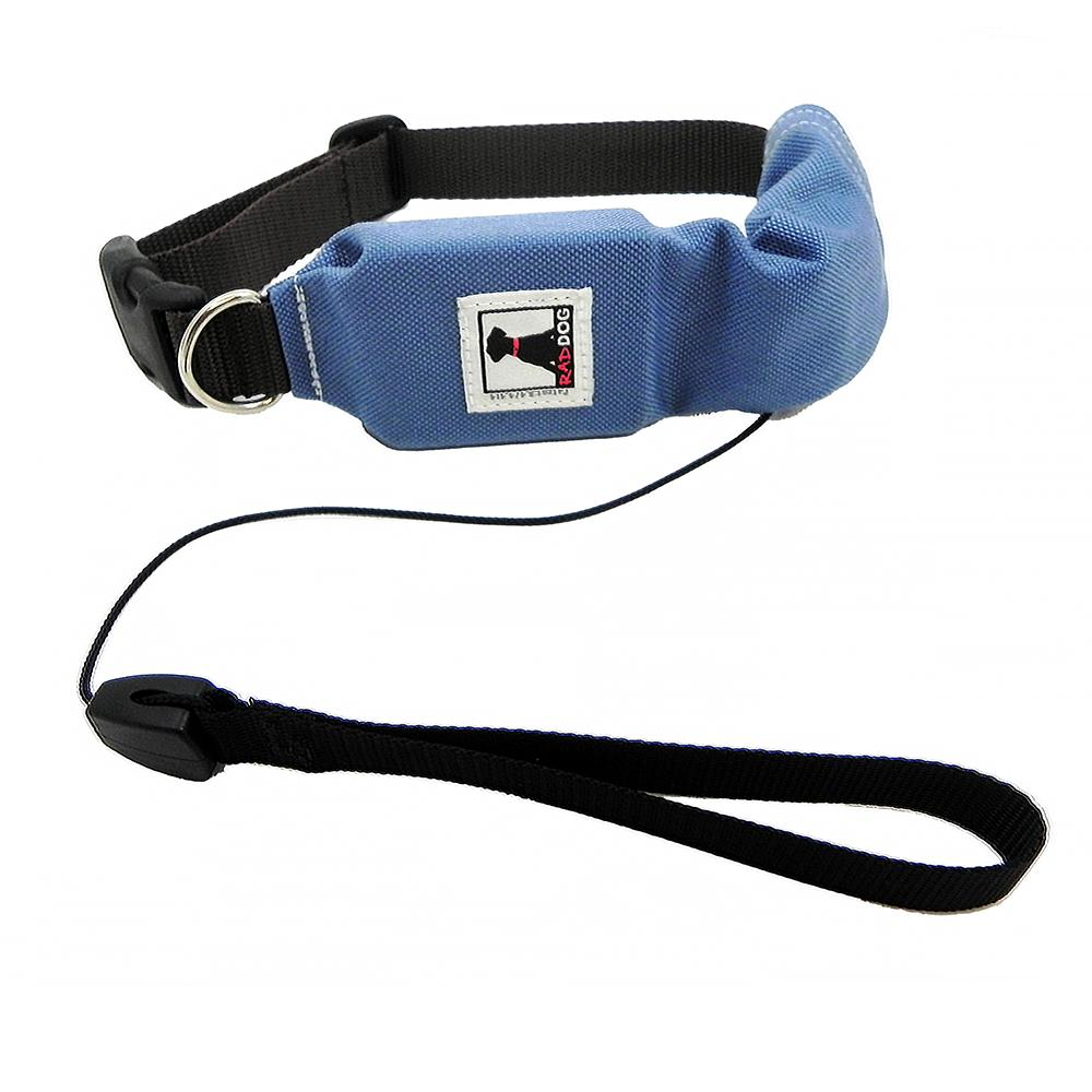 Release N Run Blue Large Collar Retractable Lead