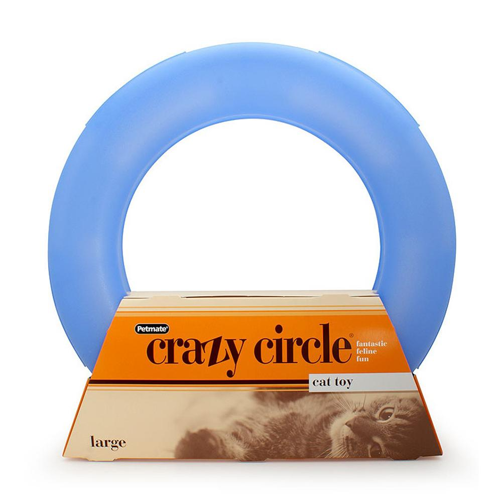 Crazy Circle Large Cat Toy