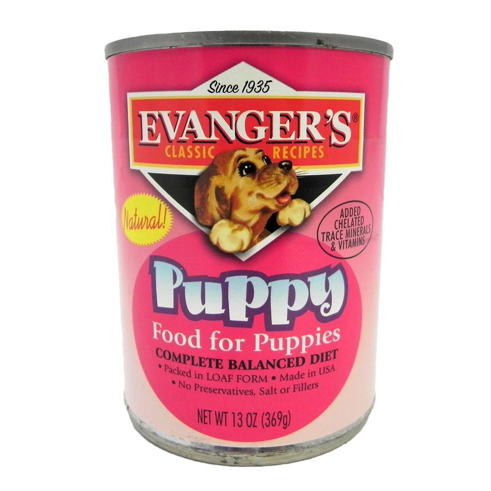Evangers Classic Puppy 13oz each