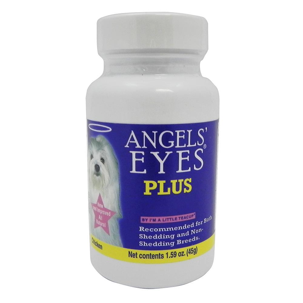 Angels Eyes Plus Chicken 45g Tear Stain Eliminator Dog Cat