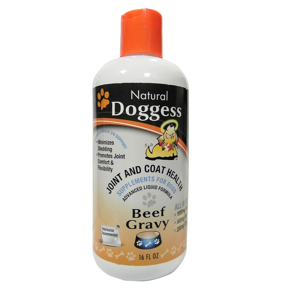 Doggess Dressing Beef Gravy Glucosamine Hip and Joint 16oz