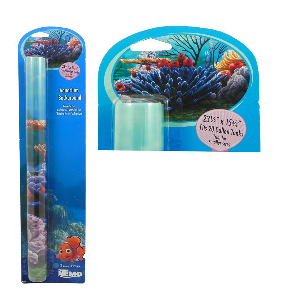 Aquarium Background Nemo Small Reef 20 Gallon