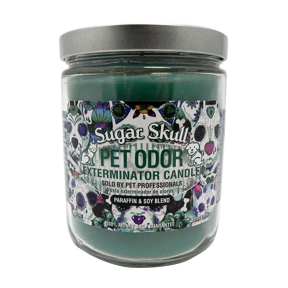 Pet Odor Eliminator Sugar Skull-Seasonal